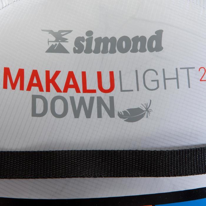 Saco de dormir MAKALU II Light talla L