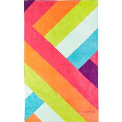 BASIC L TOWEL 145 x 85 cm Pop Print
