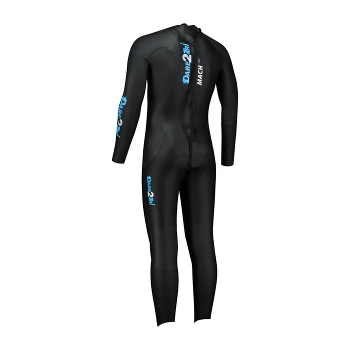 Neopreen wetsuit triathlon Mach LTD heren Dare2Tri