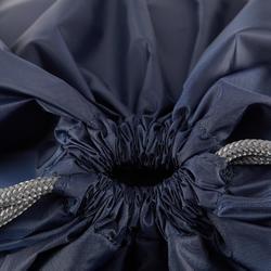 Helmtasche faltbar marineblau