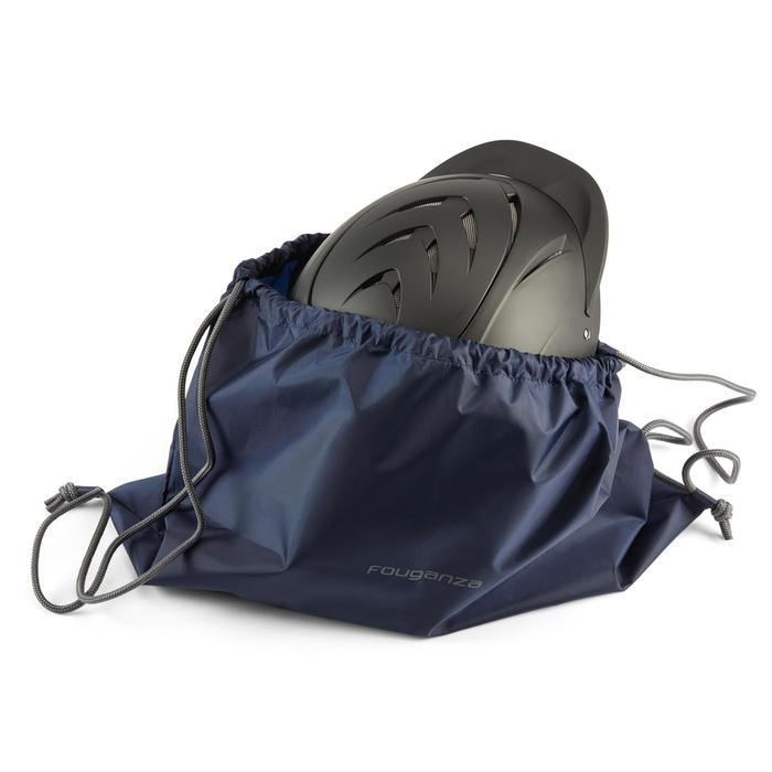 Opvouwbare captas ruitersport marineblauw