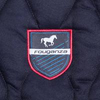 500 Horse Riding Saddle Cloth For Horse/Pony - Navy