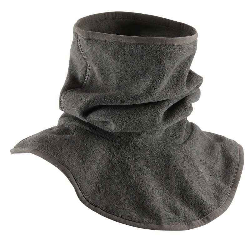 KID COLD WEATHER RIDING WEAR - Children's Neck Warmer - Grey FOUGANZA