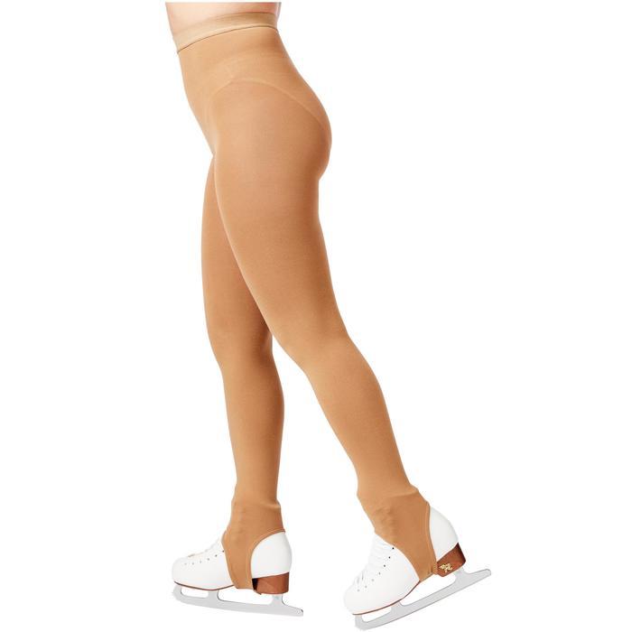 Kunstschaats panty voor volwassenen voor de training