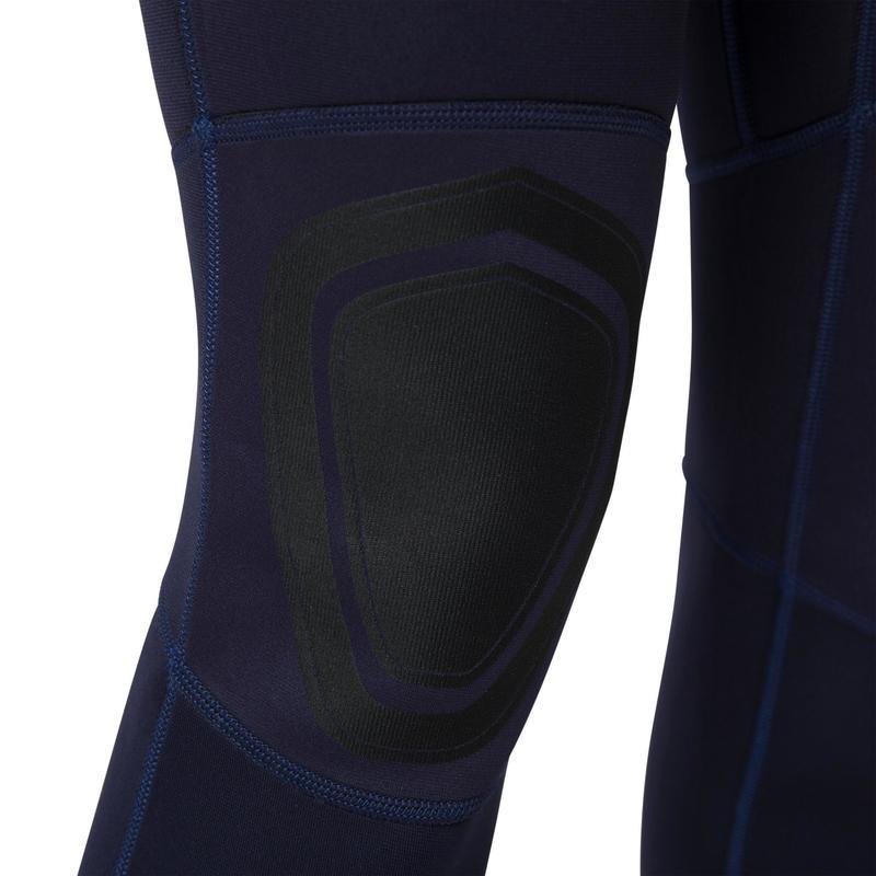 100 Women s 2 2 mm neoprene navy blue surfing wetsuit  ac1a030a7