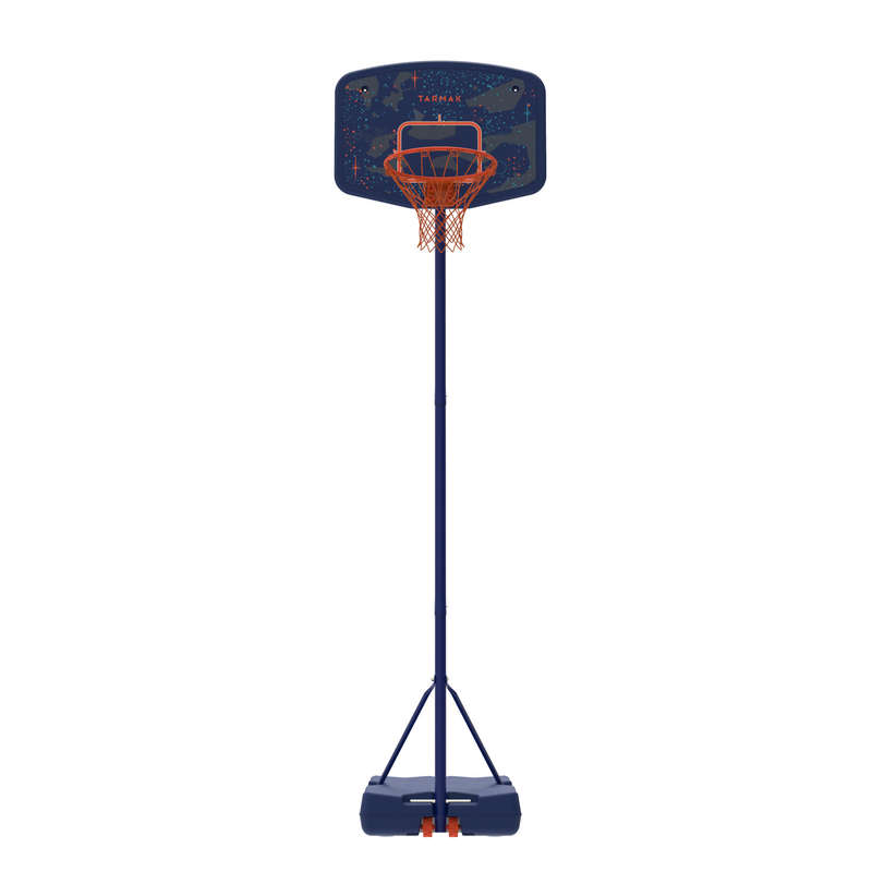DISCOVERY BASKETBALL BALLS & BOARDS Basketball - B200 Easy Basketball Basket TARMAK - Basketball
