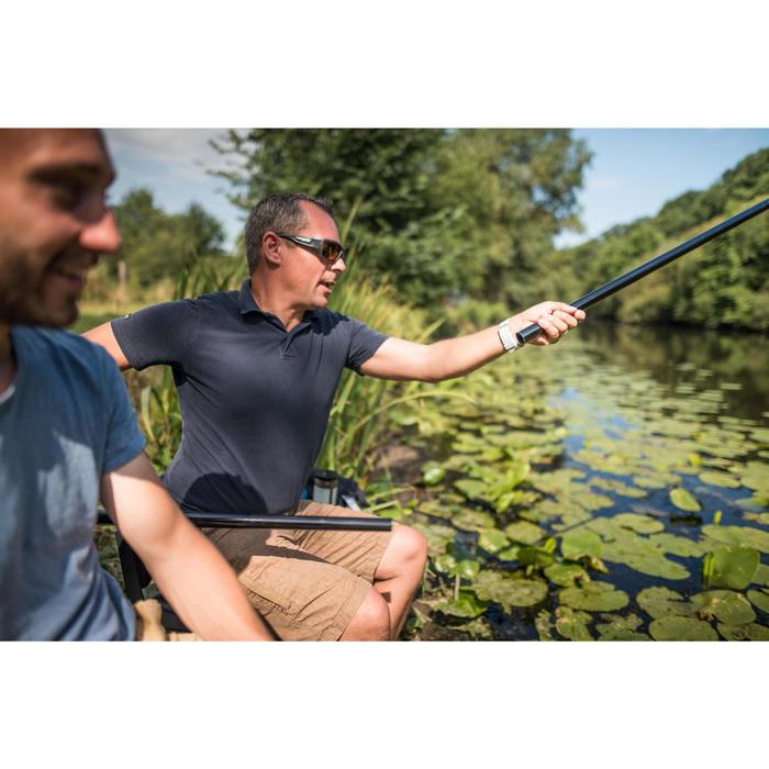Insteekhengel voor statisch vissen Pole 600