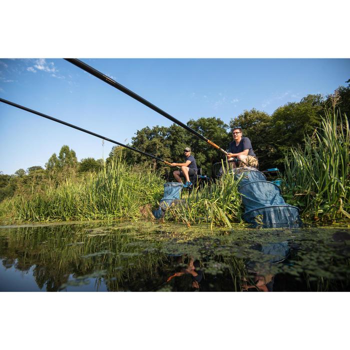 Accesorio cesta con plataforma para pesca al coup CSB SIDE TRAY