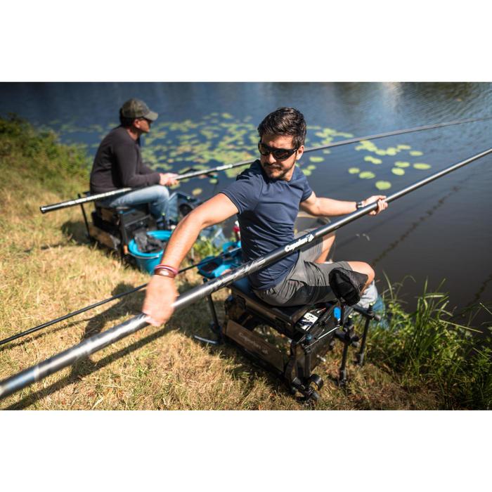 Caña enchufable pesca al coup SILVER NORTHLAKE 1150