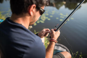 Boias de pesca