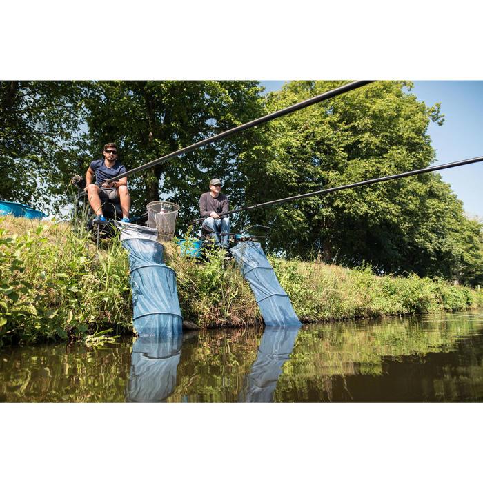 Insteekhengel voor statisch vissen Silver Northlake 1150