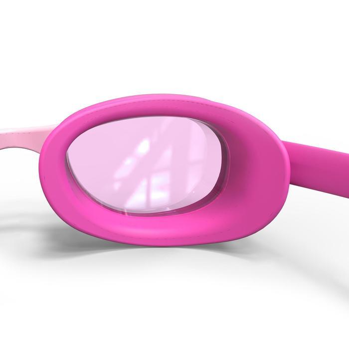 Schwimmbrille 100 XBase Größe S rosa