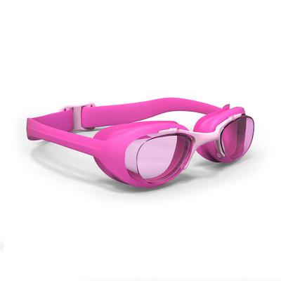 Gafas de natación XBASE Talla S rosado