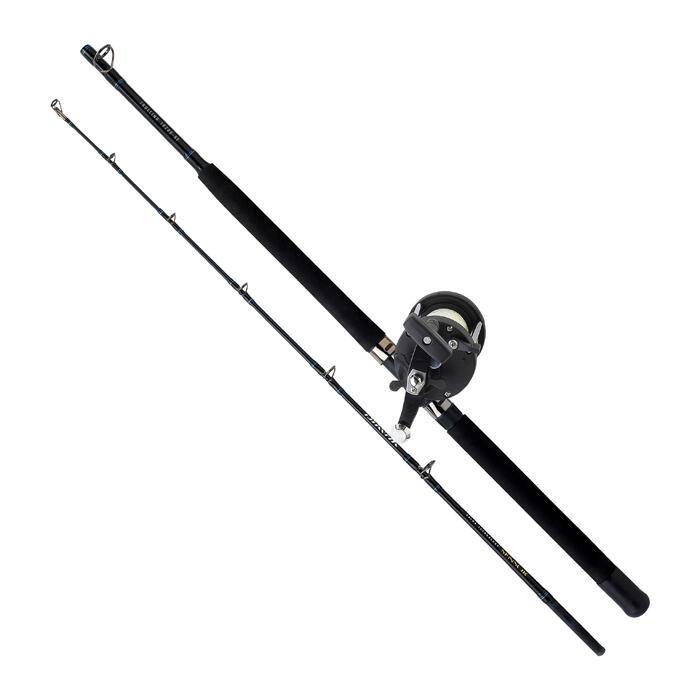 Conjunto de pesca de arrastre SENSOR 30 Lb