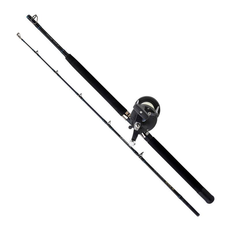 LOV NA PŘÍVLAČ Rybolov - SADA SENSOR 30 LB DAIWA - Rybářské vybavení