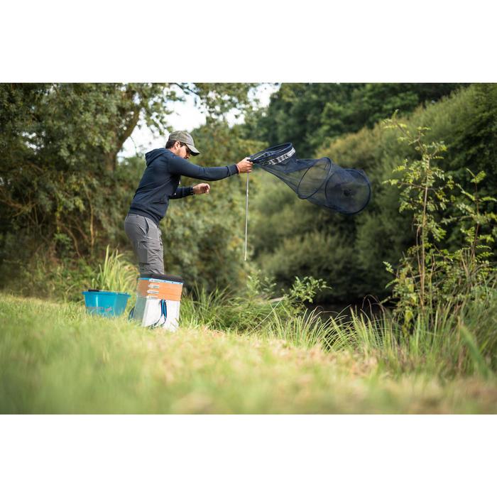 Bourriche pêche au coup Polekeep'net 180
