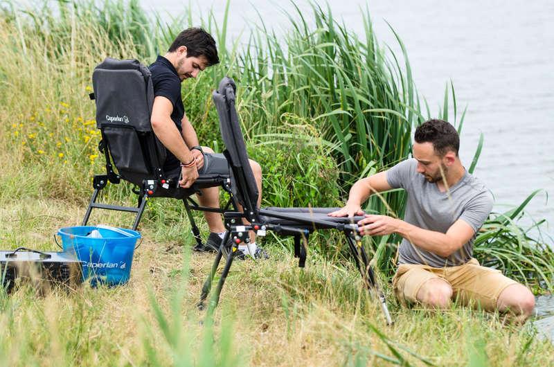 ФИДЕРНЫЕ СТАНЦИИ, АКСЕССУАРЫ Рыбалка - Кресло CSB feeder adjust + CAPERLAN - Оборудование