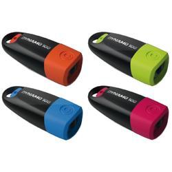 Taschenlampe mit Dynamo 15 Lumen 100 Colors