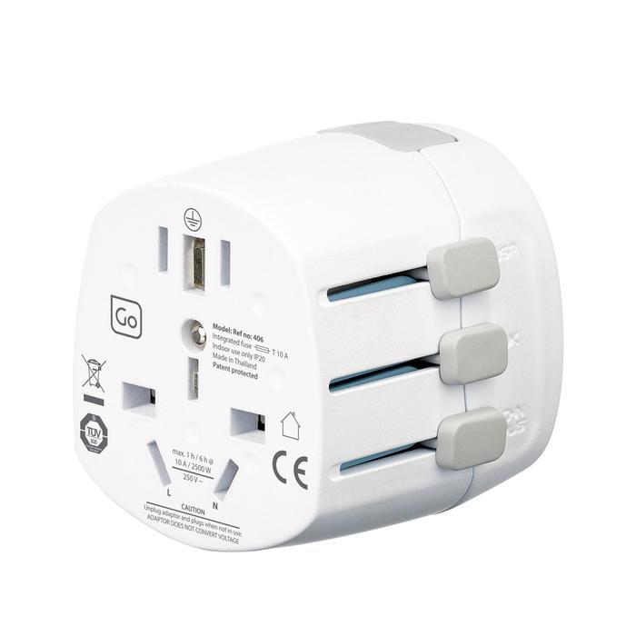 Steckdosen-Adapter Universal