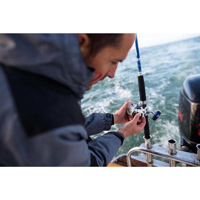 Ensemble pêche à la traine SET GAME  20 LBS  ESSENTIEL - 1345021