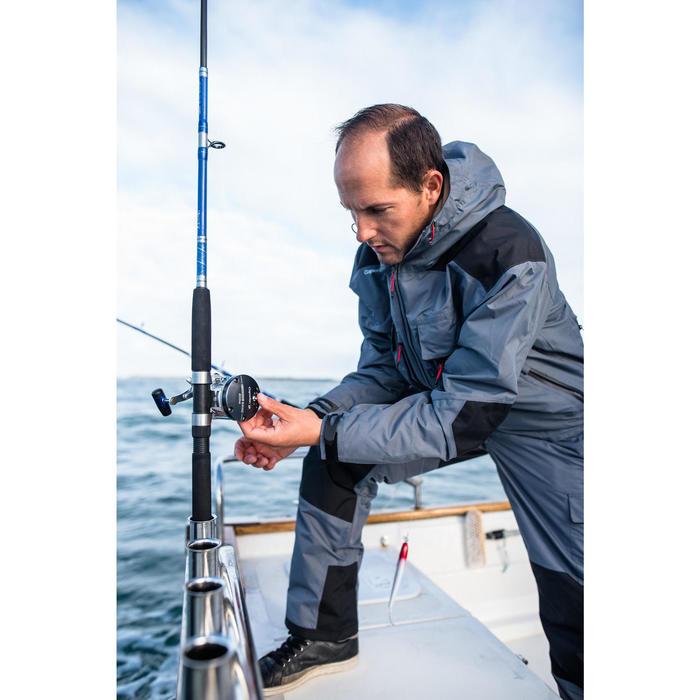 Pantalon pêche-5 DARK GREY - 1345023