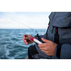 Kit peces nadadores pesca de arrastre
