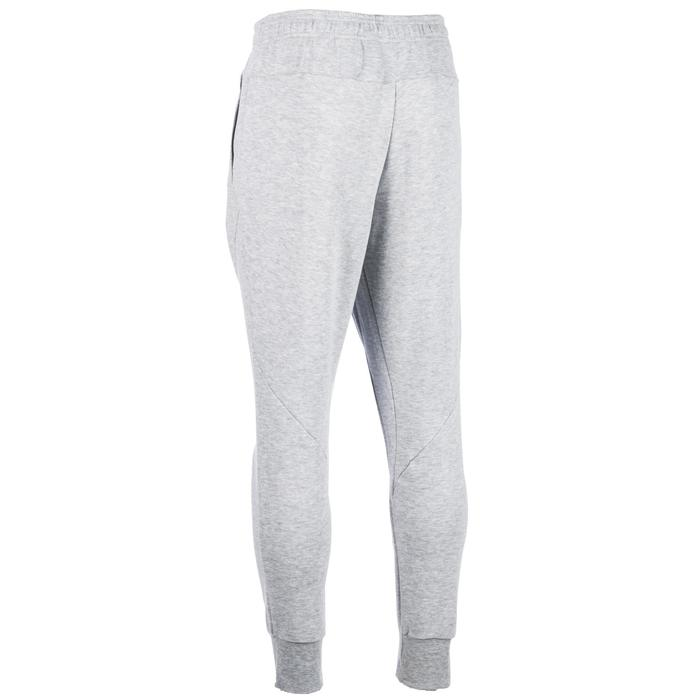 Pantalon ADIDAS Gym & Pilates homme technique gris - 1345052