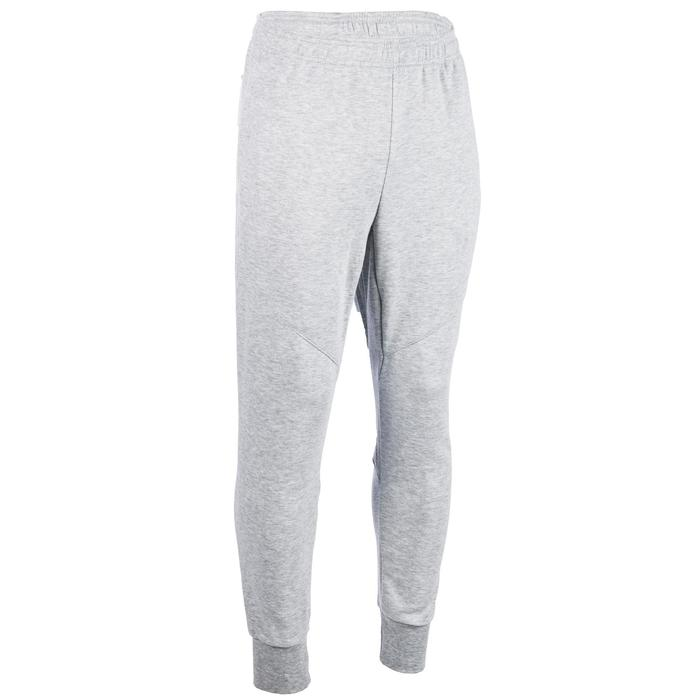 Pantalon ADIDAS Gym & Pilates homme technique gris - 1345054