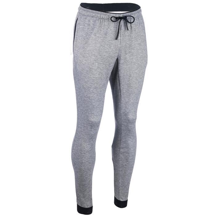 Pantalon 560 skinny Gym & Pilates homme - 1345072