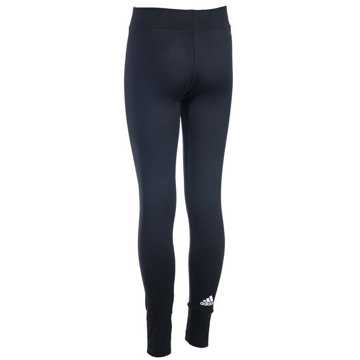 Legging Gym fille noir - 1345110