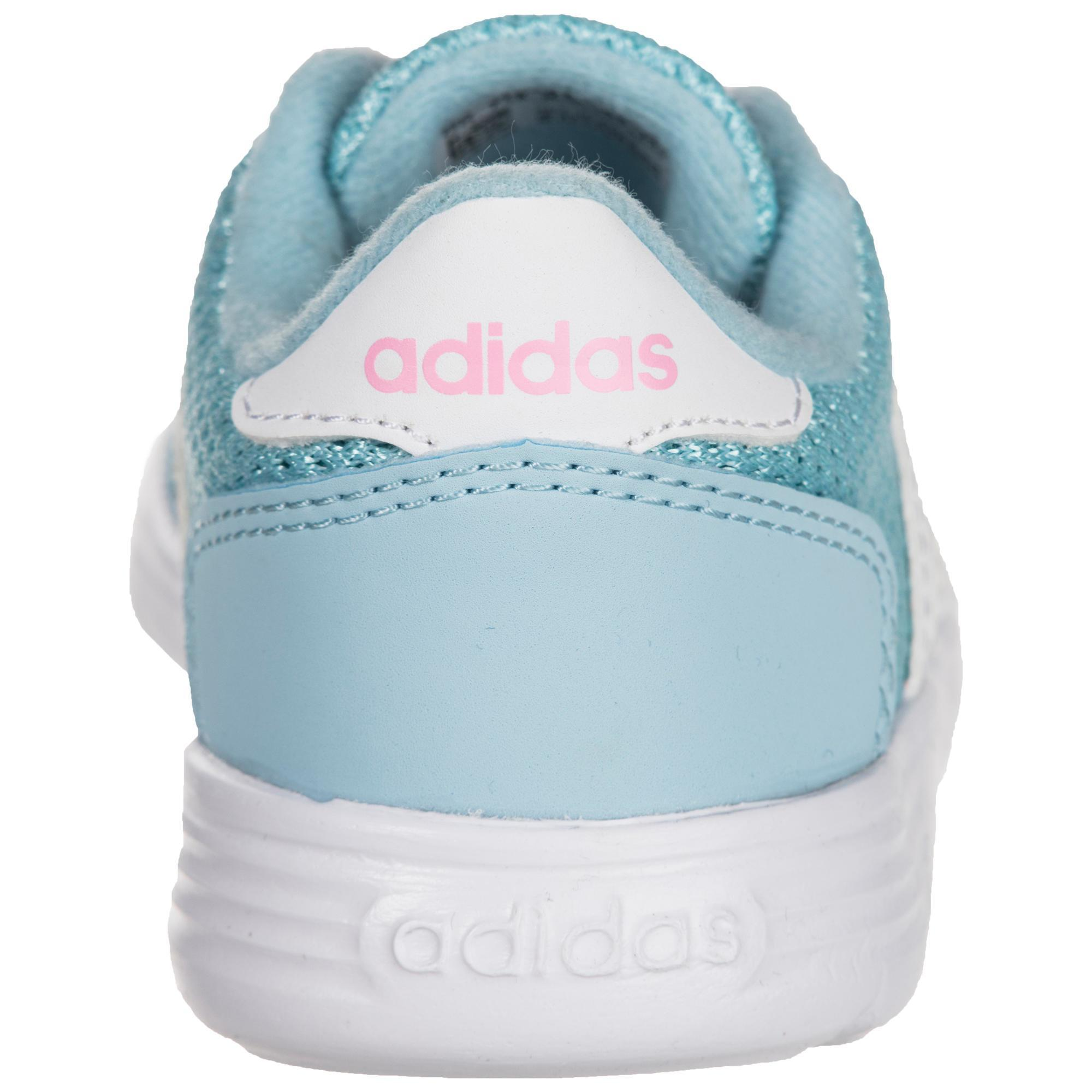 52e16487449f Bleu Fille Adidas Blanc Bébé Gym Chaussures Decathlon w7x7qpF1Wn