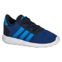Baby gymschoentjes voor jongens blauw