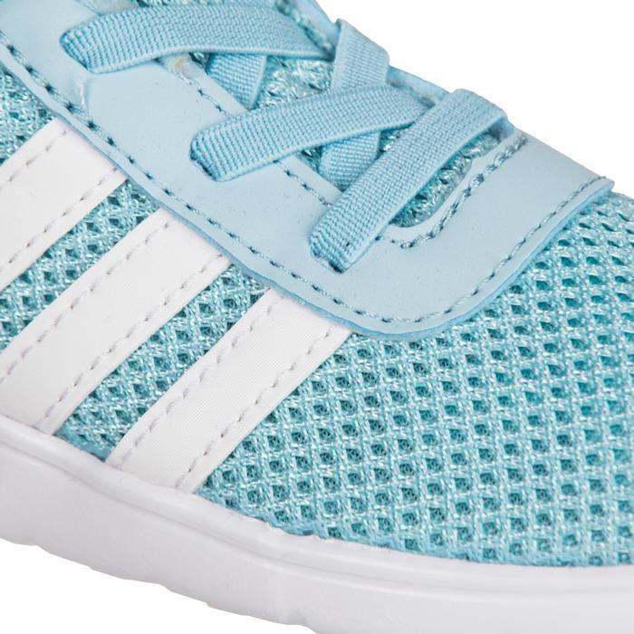 Chaussures gym bébé fille bleu blanc - 1345147