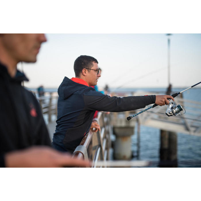 Caña de pesca de sepias/calamares UDAN 210