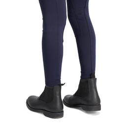 Pantalon chaud équitation enfant ACCESSY marine