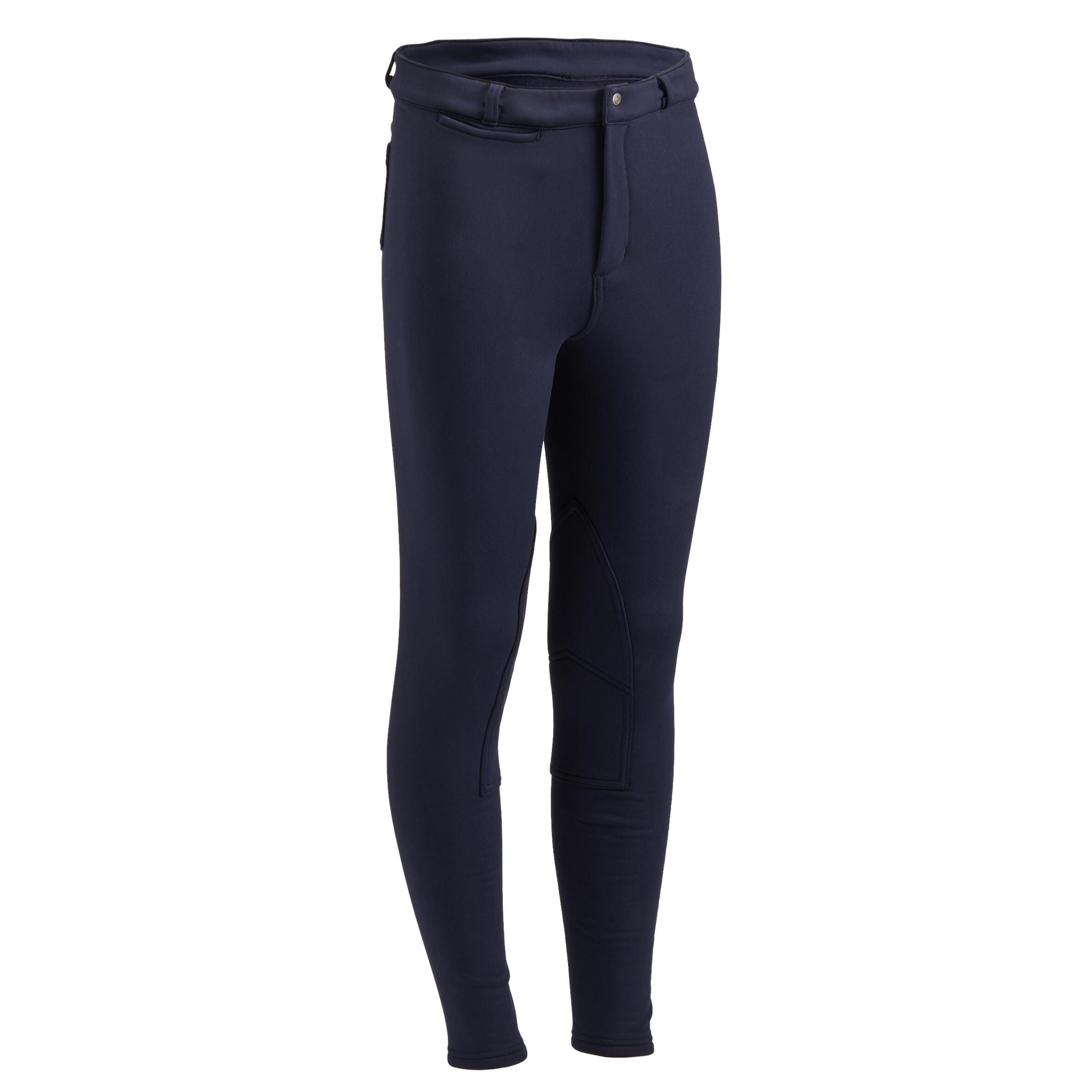 Pantalon călduros 100WARM maro