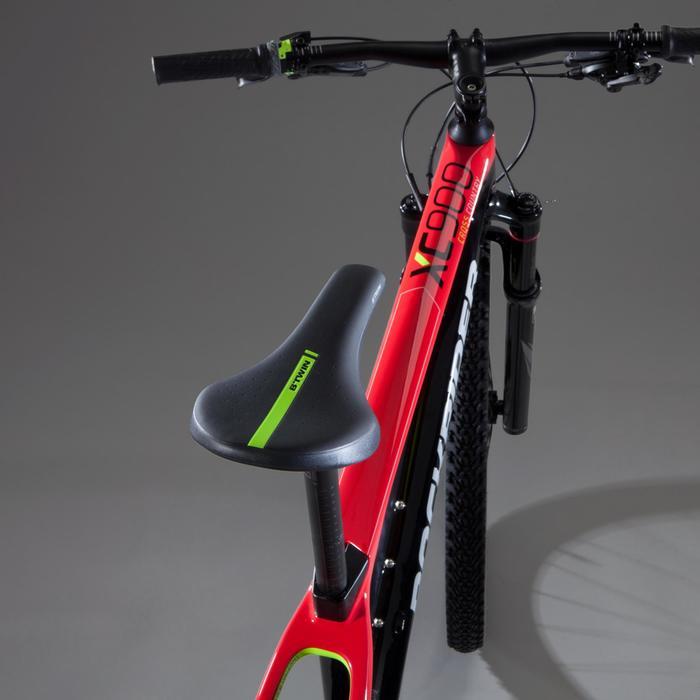 """VTT XC 900 27,5"""" CARBONE rouge et noir - 1345427"""