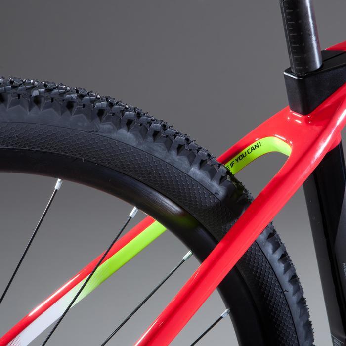 """VTT XC 900 27,5"""" CARBONE rouge et noir - 1345431"""