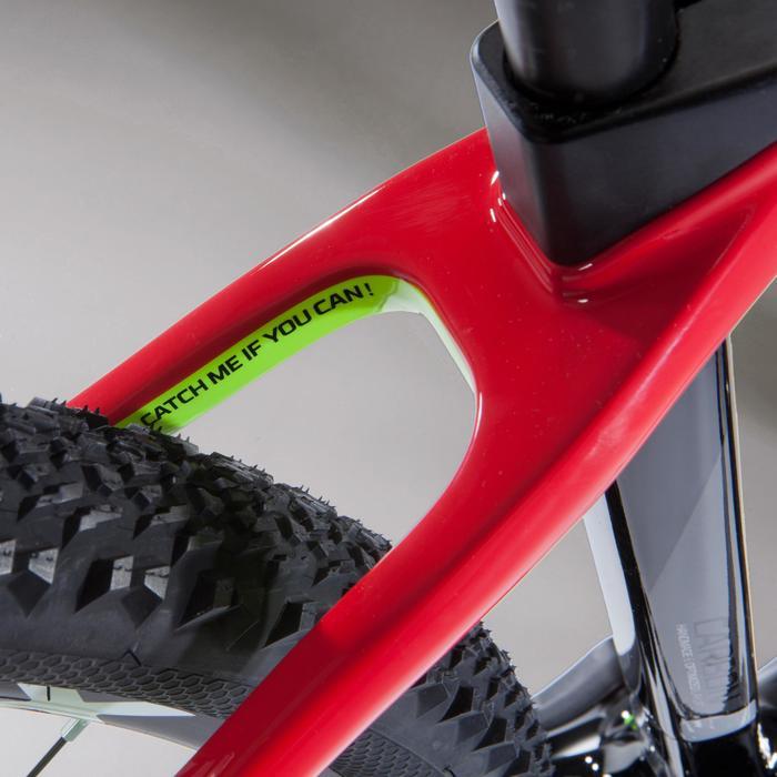 """VTT XC 900 27,5"""" CARBONE rouge et noir - 1345432"""