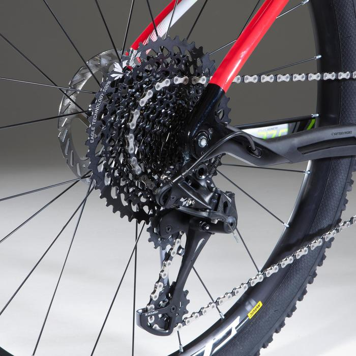 """VTT XC 900 27,5"""" CARBONE rouge et noir - 1345441"""