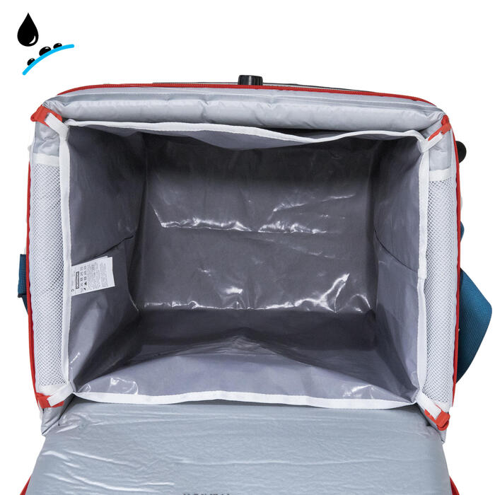 WATERPROOF COOLER BAG COMPACT FRESH 35 LITRES