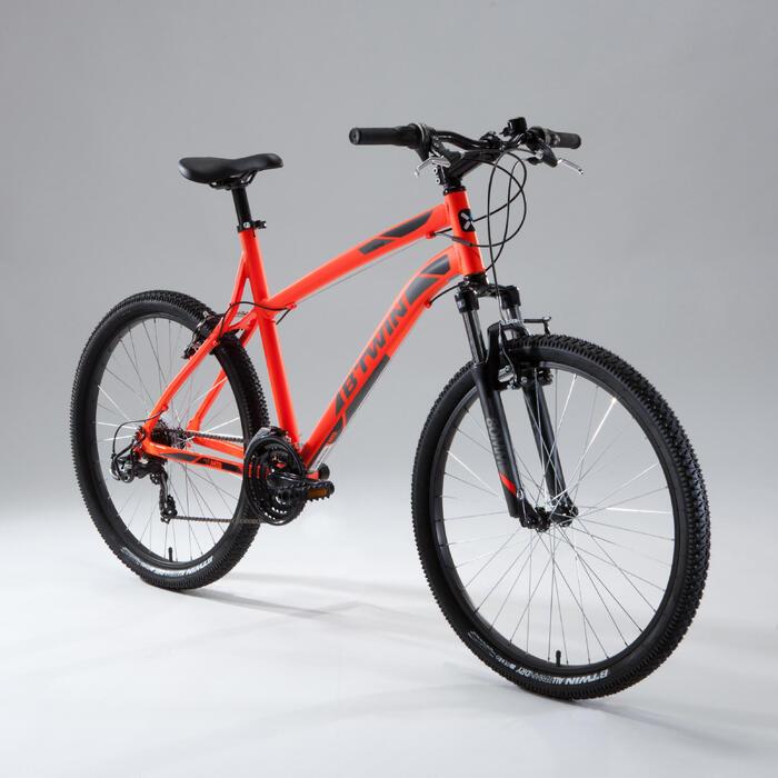 "MTB Rockrider 340 oranje 26"" - 1345526"