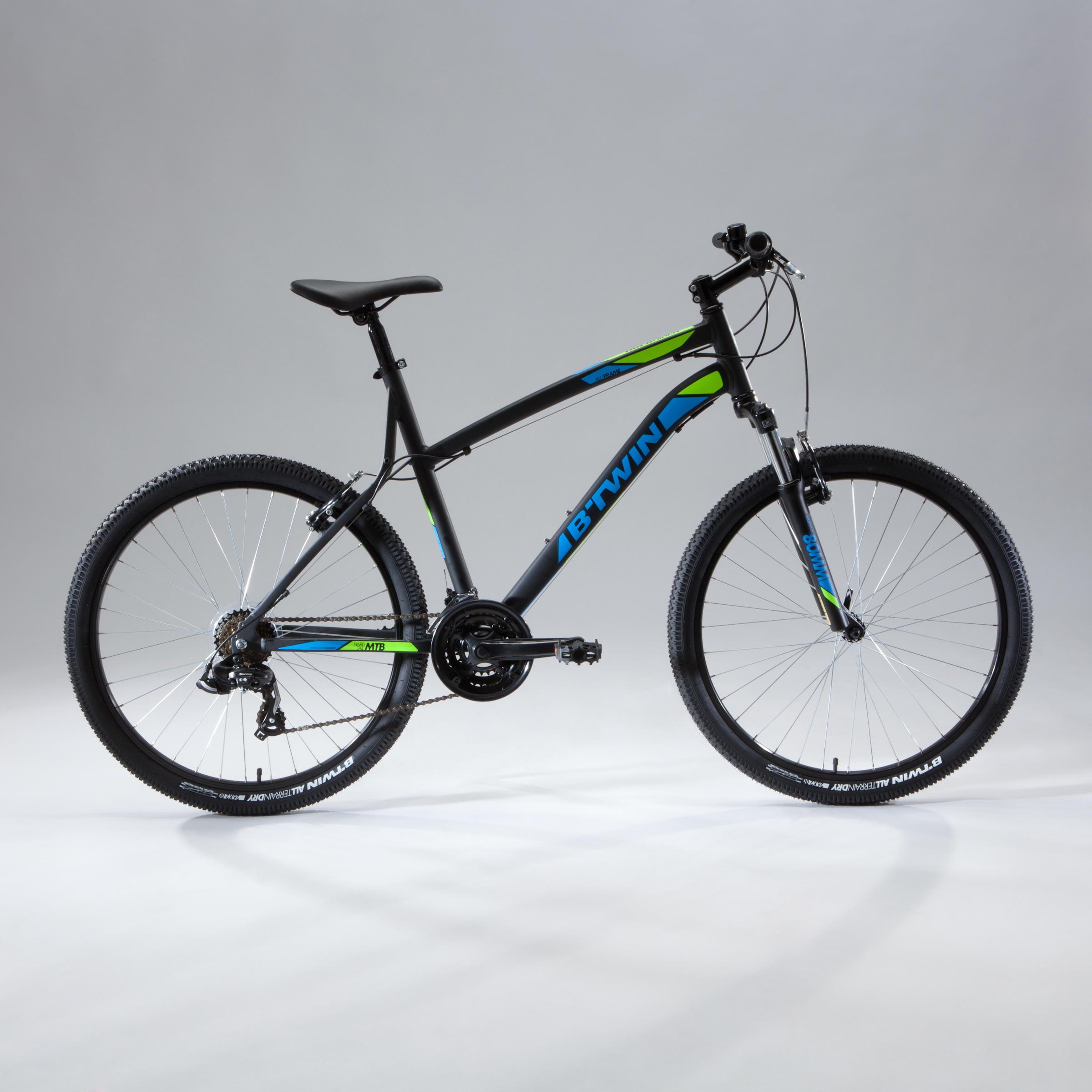 MTB Rockrider 340 26_QUOTE_ - Black