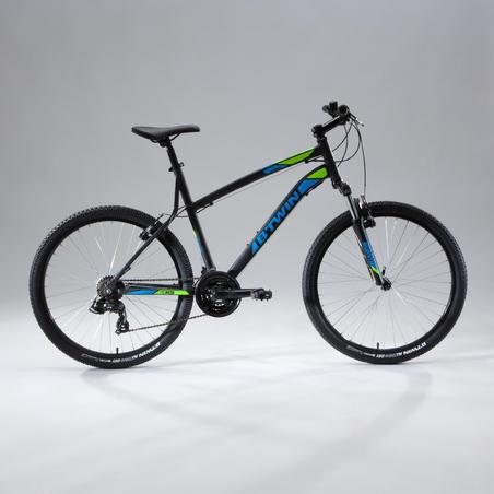 """Rockrider 340 26"""" MTB - Black"""
