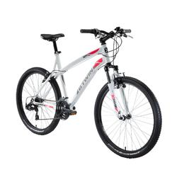 """Bicicleta de Montaña Rockrider 340 Blanco 26"""""""