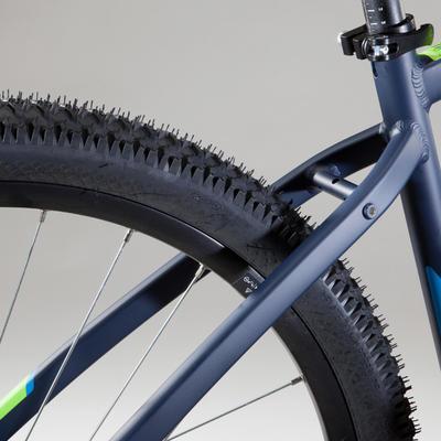 Rockrider 520 Mountain Bike 27.5 אינץ' - כחול כהה