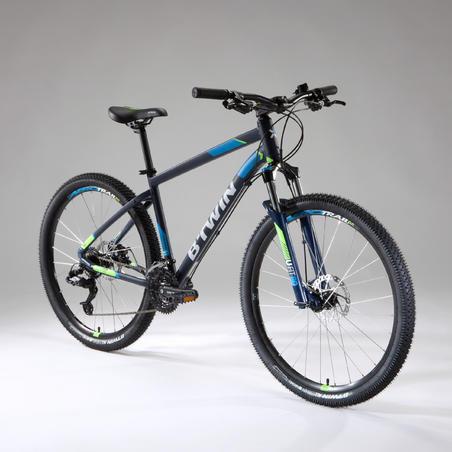 "ST 520 27.5"" Mountain Bike – Navy Blue"