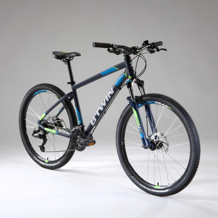 "MTB Rockrider 520 donkerblauw 27.5"""