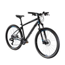 Mountainbike Rockrider 520 27,5'' schwarz