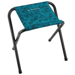 Folding camping stool - Blue